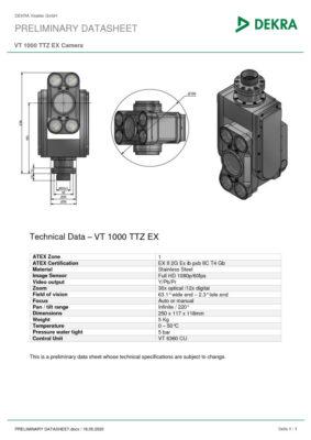 thumbnail of PRELIMINARY_DATASHEET_VT1000TTZ EX