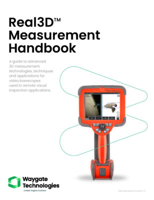 thumbnail of Real 3D Measurement Handbook_Waygate Technologies